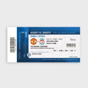 football-invite