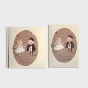 Gwyneth Handmade Wedding Invitation