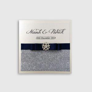 Noelle Handmade Wedding Invitation